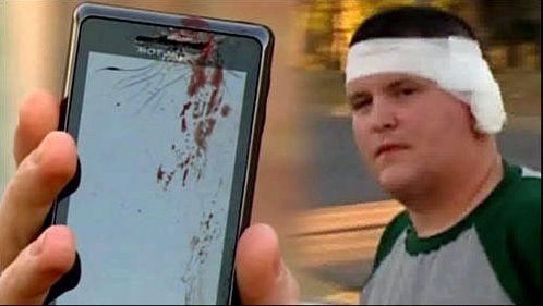 Утопить смартфон, Samsung Galaxy S6, coca-cola