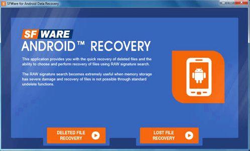 Восстановить удаленные фотографии на андроиде