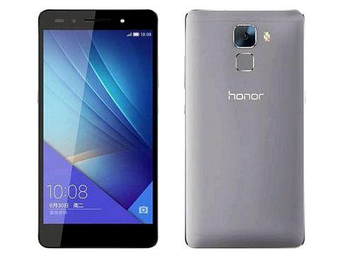 прошивка Huawei Honor 7, root права, инструкция