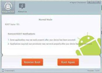 Acer Liquid Z200, root, kingoroot