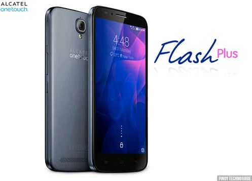 Получаем root Alcatel Flash Plus