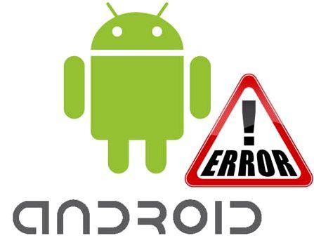 Ошибка 0x10007 на андроиде