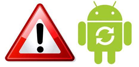 Ошибка на андроиде df xx 2700 6fia