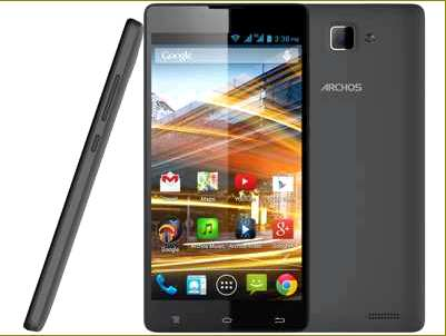 Archos 50 Neon, аркхос неон, how to root