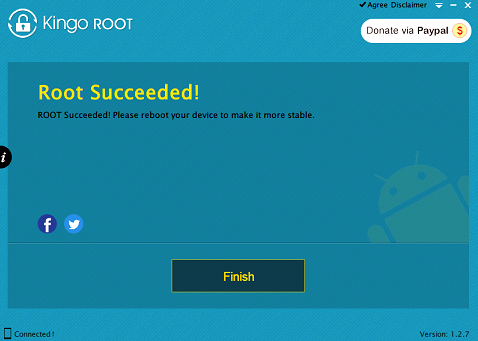 Как получить root Alcatel One Touch Go Play