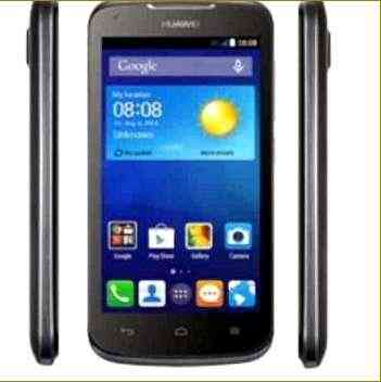 Huawei Ascend Y520, how to root, рут права