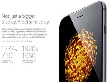 iphone 6 , lg g3