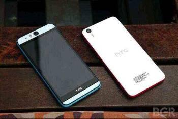 HTC Desire Eye, глазастый смартфон