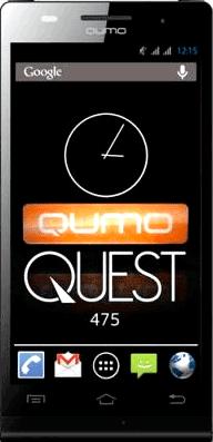 кингорут, root, Qumo QUEST 475