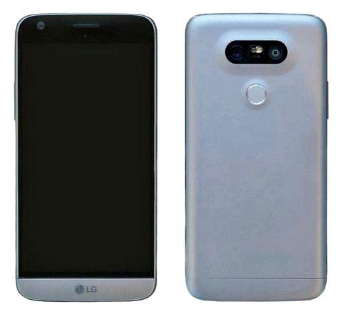 LG G5 краш тест