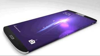 Samsung Galaxy S6 фото, концепт