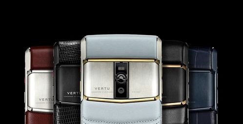 Получаем root Vertu Signature Touch Sky Blue leather