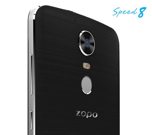 Получаем root Zopo Speed 8