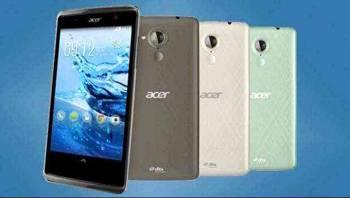 Acer Liquid Z500, root