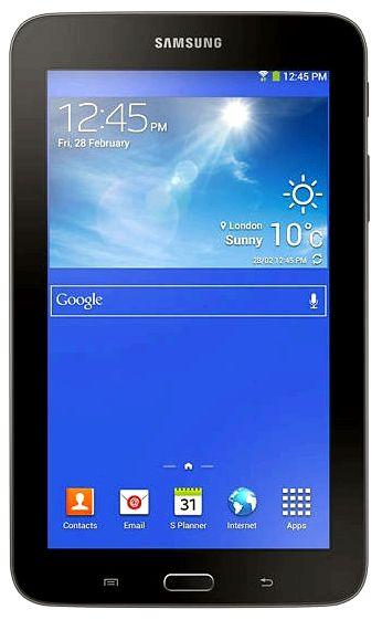 прошивка Samsung Galaxy Tab 3 7.0 Lite SM-T113, рут права, отзыв