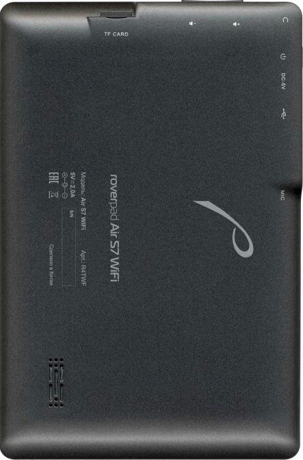 RoverPad Air S7 краш тест