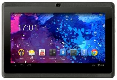 RoverPad Pro Q7 LTE краш тест