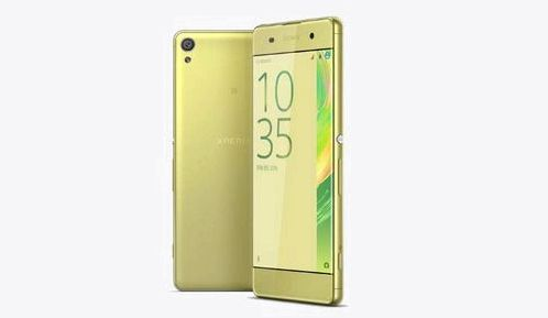 Sony Xperia X Performance Dual краш тест