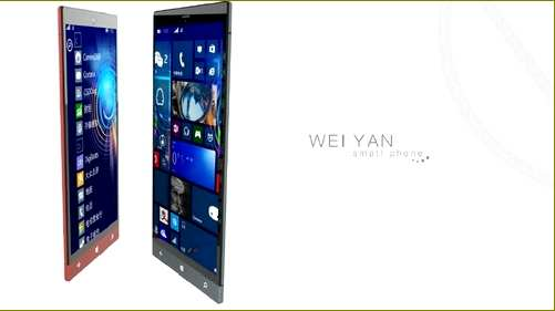 Wei Yan Sofia, windows 10, android, lollopop 5.0